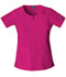 Photograph of WW Originals Women's Round Neck Top Red 4824-RASW