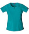 Photograph of WW Originals Women's Round Neck Top Green 4824-TLBW