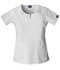 Photograph of WW Originals Women's Round Neck Top White 4824-WHTW