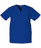 Photograph of WW Originals Unisex Unisex V-Neck Top Blue 4876-GABW