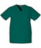 Photograph of WW Originals Unisex Unisex V-Neck Top Green 4876-HUNW