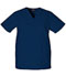 Photograph of WW Originals Unisex Unisex V-Neck Top Blue 4876-NAVW