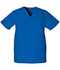 Photograph of WW Originals Unisex Unisex V-Neck Top Blue 4876-ROYW