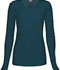 Photograph of WW Originals Women's Long Sleeve Underscrub Knit Tee Blue 4881-CARW