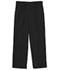 Photograph of Classroom Boy's Boys Husky Flat Front Pant Black 50363-BLK