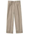 Photograph of Classroom Boy\'s Boys Adj. Waist Pleat Front Pant Khaki 50772-KAK