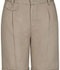 Photograph of Classroom Junior\'s Juniors Pleat Front Short Khaki 52114-KAK