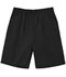Photograph of Classroom Child's Unisex Unisex Husky Pull-On Short Black 52133-BLK