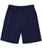 Photograph of Classroom Child's Unisex Unisex Husky Pull-On Short Blue 52133-DNVY