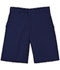 Photograph of Classroom Boy's Boys Slim Adj. Waist Flat Front Short Blue 52362S-DNVY