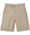 Photograph of Classroom Boy's Boys Husky Flat Front Short Khaki 52363-KAK
