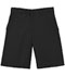 Photograph of Classroom Men's Men's Flat Front Short Black 52364-BLK