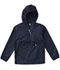 Photograph of Classroom Uniforms Unisex Adult Pack-Away Pullover Blue 53334R-NAVY