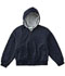 Photograph of Classroom Unisex Adult Unisex Zip Front Bomber Jacket Blue 53404-NAVY
