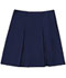 Photograph of Classroom Junior\'s Juniors Kick Pleat Skirt Blue 55864-DNVY