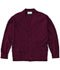 Photograph of Classroom Child Unisex Youth Unisex Cardigan Sweater Purple 56432-BUR