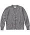 Photograph of Classroom Child's Unisex Youth Unisex Cardigan Sweater Gray 56432-HGRY