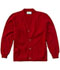 Photograph of Classroom Child's Unisex Youth Unisex Cardigan Sweater Red 56432-RED