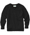 Photograph of Classroom Child's Unisex Youth Unisex Long Sleeve V-neck Sweater Black 56702-BLK