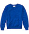 Photograph of Classroom Child's Unisex Youth Unisex Long Sleeve V-neck Sweater Blue 56702-ROY