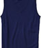 Photograph of Classroom Unisex Adult Unisex V-Neck Sweater Vest Blue 56914-DNVY