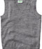 Photograph of Classroom Unisex Adult Unisex V-Neck Sweater Vest Gray 56914-HGRY