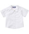 Photograph of Classroom Preschool Toddler Girls S/S Peter Pan Blouse White 57320-WHT