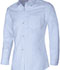 Photograph of Classroom Girl Girls Long Sleeve Oxford Shirt Blue 57512-LTB