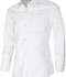 Photograph of Classroom Junior's Junior Long Sleeve Oxford Shirt White 57514-WHT