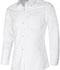 Photograph of Classroom Junior's Junior Long Sleeve Oxford Shirt White 57514-WHT