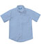 Photograph of Classroom Boy's Boys Husky Short Sleeve Oxford Blue 57663-LTB