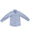 Photograph of Classroom Boy Boys Long Sleeve Oxford Blue 57671-LTB