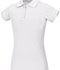 Photograph of Classroom Girl\'s Girls Stretch Pique Polo White 58222-WHT