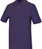 Photograph of Classroom Child's Unisex Youth Unisex Short Sleeve Pique Polo Purple 58322-PUR