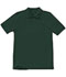 Photograph of Classroom Child's Unisex Youth Unisex Short Sleeve Pique Polo Green 58322-SSHN