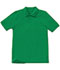 Photograph of Classroom Child's Unisex Youth Unisex Short Sleeve Pique Polo Green 58322-SSKG