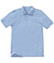 Photograph of Classroom Child's Unisex Youth Unisex Short Sleeve Pique Polo Blue 58322-SSLB