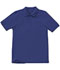 Photograph of Classroom Child's Unisex Youth Unisex Short Sleeve Pique Polo Blue 58322-SSRY