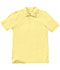 Photograph of Classroom Child's Unisex Youth Unisex Short Sleeve Pique Polo Yellow 58322-YEL