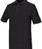 Photograph of Classroom Unisex Adult Unisex Short Sleeve Pique Polo Black 58324-BLK