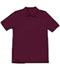 Photograph of Classroom Unisex Adult Unisex Short Sleeve Pique Polo Purple 58324-BUR