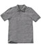 Photograph of Classroom Unisex Adult Unisex Short Sleeve Pique Polo Gray 58324-HGRY