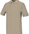 Photograph of Classroom Unisex Adult Unisex Short Sleeve Pique Polo Khaki 58324-KAK