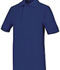 Photograph of Classroom Unisex Adult Unisex Short Sleeve Pique Polo Blue 58324-ROY