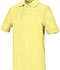 Photograph of Classroom Unisex Adult Unisex Short Sleeve Pique Polo Yellow 58324-YEL