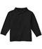 Photograph of Classroom Child's Unisex Youth Unisex Long Sleeve Pique Polo Black 58352-SSBK