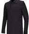 Photograph of Classroom Unisex Adult Unisex Long Sleeve Pique Polo Black 58354-BLK