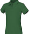 Photograph of Classroom Junior\'s Junior SS Fitted Interlock Polo Green 58584-KGRN