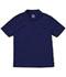 Photograph of Classroom Unisex Adult Unisex Moisture-Wicking Polo Shirt Blue 58604-SSNV