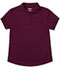 Photograph of Classroom Junior's Junior S/S Polo Moisture Wicking Purple 58634-BUR